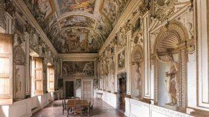 Tour alternativo per vedere Roma: la Galleria Carracci